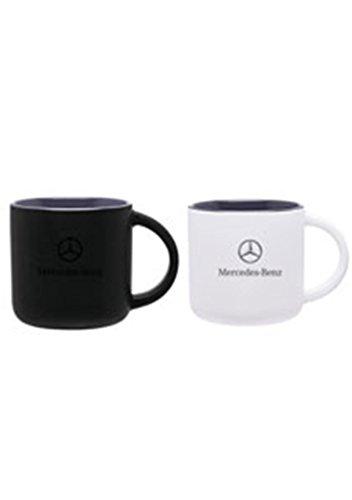 Mercedes Coffee All Import Genuine Benz Whitegray It Mug Ceramic Cup bgyvY76mfI
