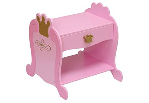 KidKraft Princess Toddler Table (Princess Crown Drawer Knobs compare prices)