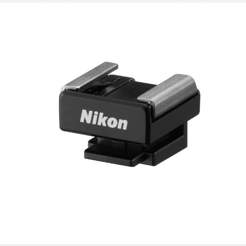 Nikon AS-N1000 Multi Accessory Port Adapter for Nikon 1 V1 Digital Camera