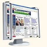 Kantek LCD Monitor Magnifier Filter, Fits 17-Inch LCD Screen (MAG17L)