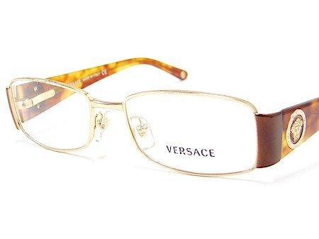 Versace Glasses Gold Frame : New Versace 1125-B 1125B 1002 Tortoise Gold Frame Optical ...