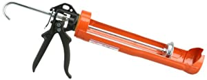 Wellmade Tools 3396 29-Ounce  Rotating Manual Caulking Gun