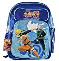 Japanese Anime NARUTO Backpack - Naruto Sippuden full size Book Bag