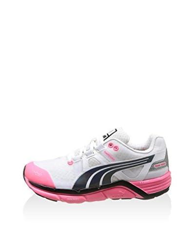 Puma Sportschuh Faas 1000 V1.5 weiß/schwarz/rosa