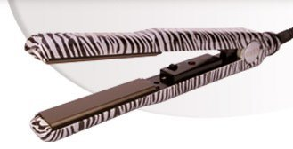 Cortex Solo 450 Titanium 1 Inch 450F Flat Iron (Zebra) front-474074