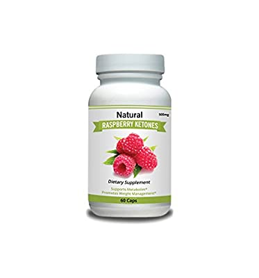 Natural Raspberry Ketones Dietary Supplement