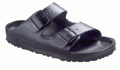 Buy Low Price Birkenstock Monterey Smooth Leather, Style-No. 89191, Unisex Clogs, Black, Normal Width (B004YHJTR0)