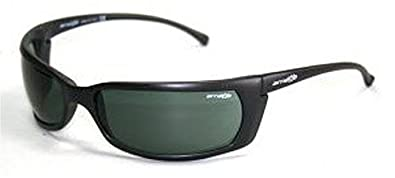 Buy Mens Plastic Black eyewear-sunglasses by Arnette