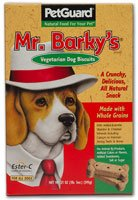 PetGuard Mr. Barky's Vegetarian Dog Biscuits