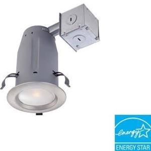 Commercial Electric 3 Inch Recessed Lighting Kit front-6624