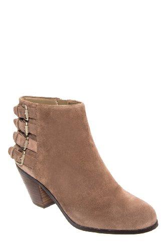 Lucca Mid Heel Bootie