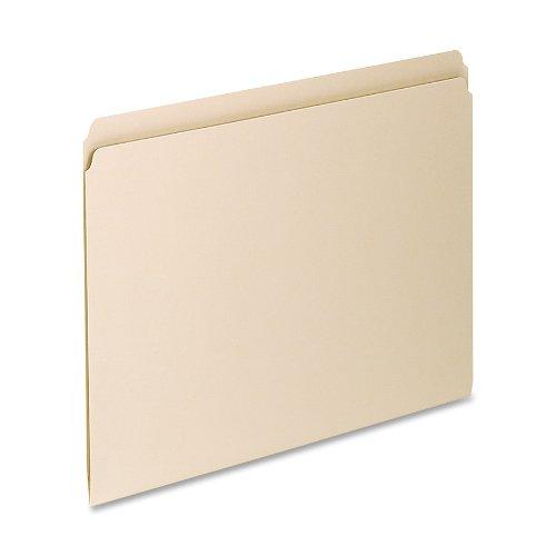 Pendaflex Essentials File Folder, 100 Box, Straight Cut, Letter, Manila (752EE) Acid Free Folders
