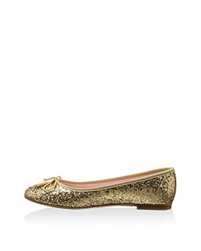Bisue Ballerina goldfarben EU 38
