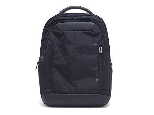 Roncato borsa uomo, Overline 413853, zaino porta pc due comparti in nylon poliestere, colore nero