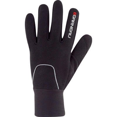 Buy Low Price Louis Garneau 2011 Women's Gel EX-Z Full Finger Cycling Gloves – Black – 1482134-020 (B002LESXAW)