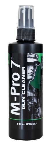 Big Save! M-Pro 7 Gun Cleaner, 8-Ounce Spray Bottle
