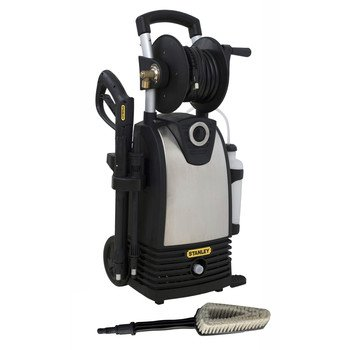 Stanley 1800 Psi 1 4 Gpm Electric Pressure Washer With