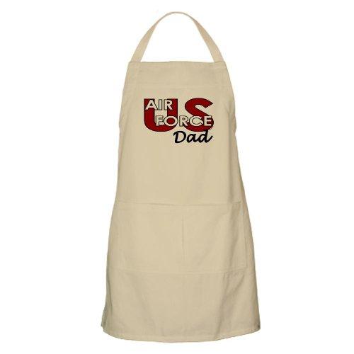 Cafepress Us Air Force Dad BBQ Apron - Standard