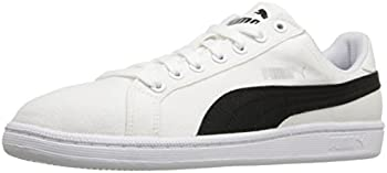 PUMA Men's Smash CV Icon Tennis Shoe