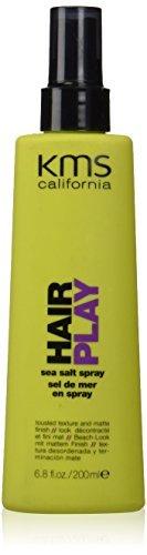 KMS California Hairplay Sea Salt Hair Spray, 6.8 oz/200ml (Kms Hair Play Sea Salt Spray compare prices)