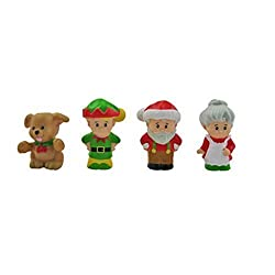 Little People Christmas Home - Replacements Pieces