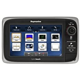 Raymarine e7 7-Inch Widescreen Multifunction Display