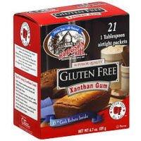 Hodgson Mill Xanthan Gum Gluten Free -- 21 Packets