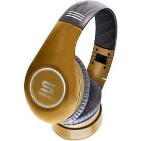 SOUL by Ludacris Headphones (Gold)