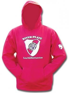 River Plate Crest Hoodie