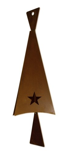 Patina Products B355 Celestial Triangle Bell, Large