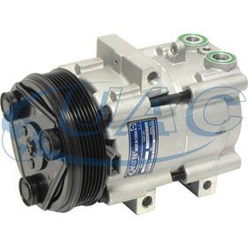 Universal Air Conditioning CO101510C New Compressor and Clutch