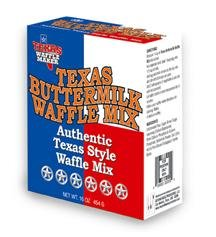 Texas Waffle Buttermilk Mix set of 3 boxes