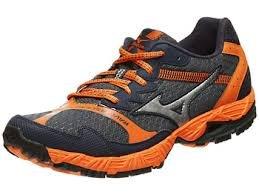 Mizuno Men's Running Shoes gray Size:42
