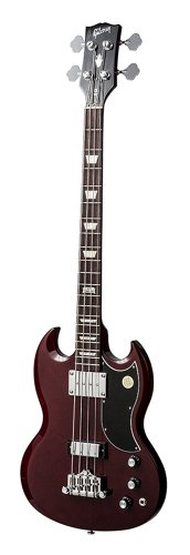 Gibson Usa Basg14Hcch1 Sg Standard Bass 2014 4-String Bass Guitar - Heritage Cherry