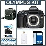 Olympus E-5 12.3 Megapixel Digital SLR Camera