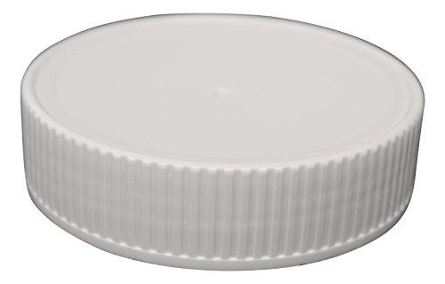 Bulk Plastic Mason Jar Lids with Sureseal Foam Liner - 10 Pack - Perfect Caps For Glass or Plastic - Food Grade