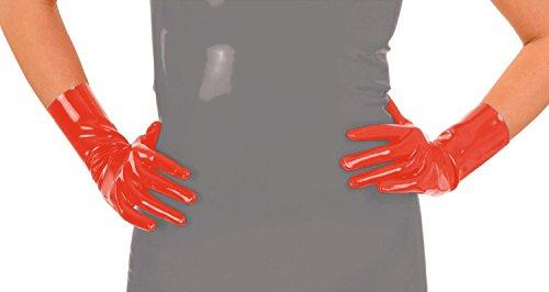 anita-berg-latex-handschuhe-kurz-rubber-gloves-m-rot