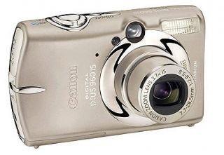 Canon IXUS 960 IS Digital Camera  - Titanium (12.1MP, 3.7x Optical Zoom) 2.5