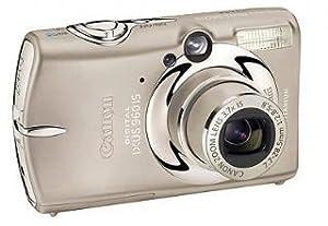 "Canon IXUS 960 IS Digital Camera  - Titanium (12.1MP, 3.7x Optical Zoom) 2.5"" LCD"