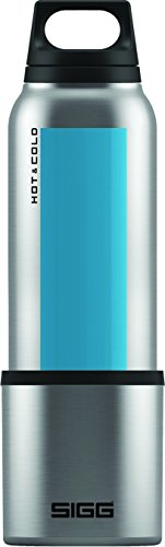 Sigg  Thermos Hot and Cold Accent-Alluminium Bleu-8583.5