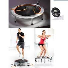 "Gold's Gym: 36"" Circuit Trainer Mini Trampoline by Golds Gym"