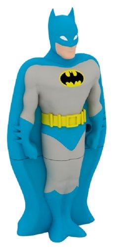 EMTEC Super Heroes 4 GB USB 2.0 Flash Drive, Batman