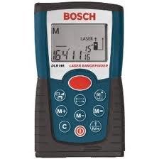 Bosch Digital Laser Rangefinder Kit Dlr165k from Bosch