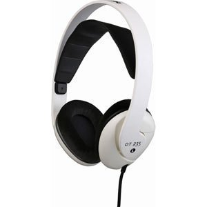 TEAC Beyerdynamic 軽量ヘッドフォン DT235/W