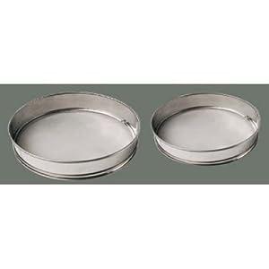 10 Stainless Steel Rim Sieve