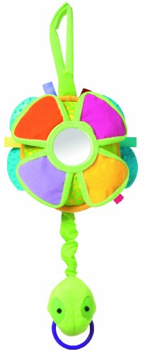 Manhattan Toy Twinkle Turtle Travel Toy