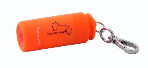 Rechargeable Led Dog Safety Light, One Size, Orange