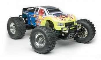 Team Associated 20502 MGT 8.0 RTR Nitro Monster Truck