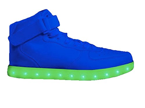HOVERKICKS MEN'S Super Nova (9, Blue)