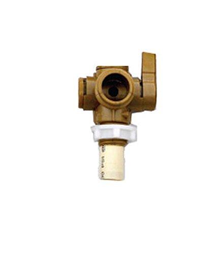 washing machine connection valve